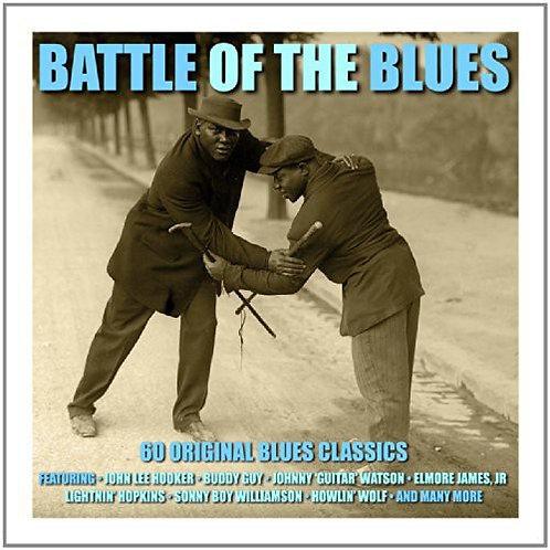 Battle of the Blues 3-CD set