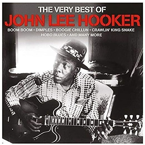 "John Lee Hooker ""Very Best of"" LP"