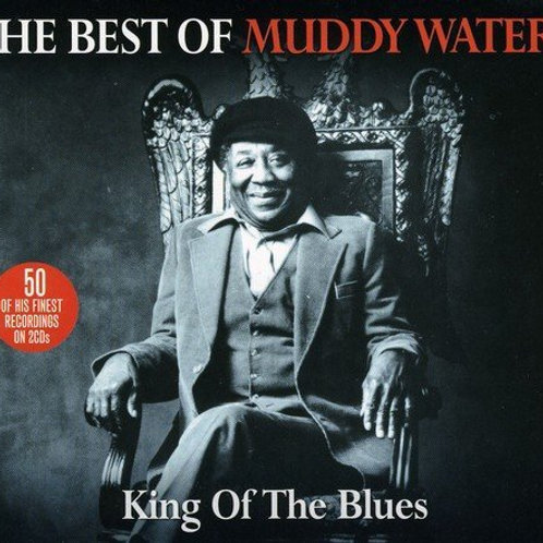 "Muddy Waters ""Best of"" 2-CD"