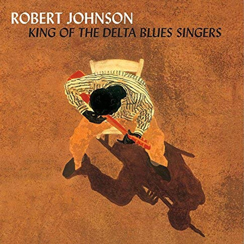 "Robert Johnson ""King of the Delta Blues Singers"" 2-LP set"