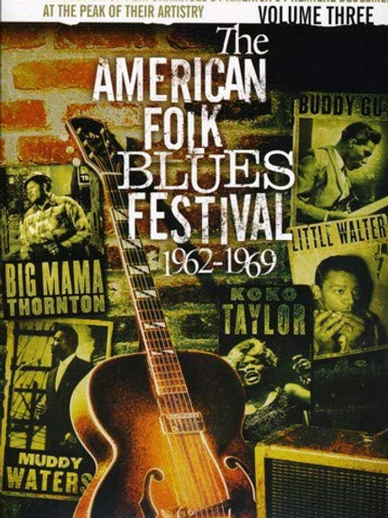 American Folk Blues Festival III DVD
