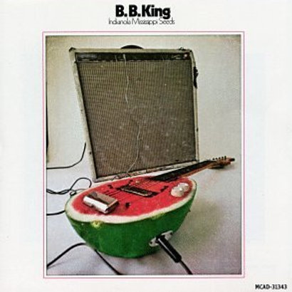 "BB King ""Indianola Mississippi Seeds"" CD"