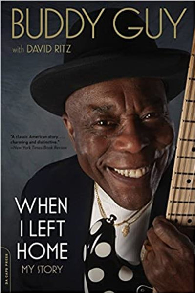 Buddy Guy: When I Left Home book