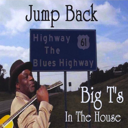Big T's In The House CD