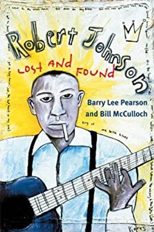 Robert Johnson: Lost & Found book