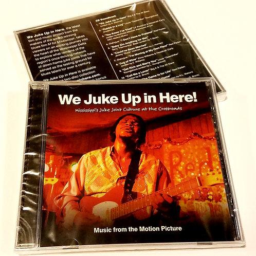 """We Juke Up in Here!"" CD"