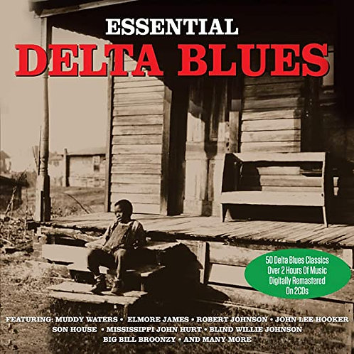 Essential Delta Blues 2-CD set