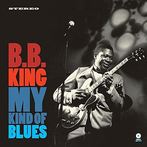 "BB King ""My Kind of Blues"" LP"