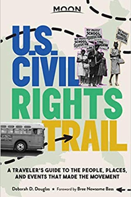 Moon U.S. Civil Rights Trail guidebook