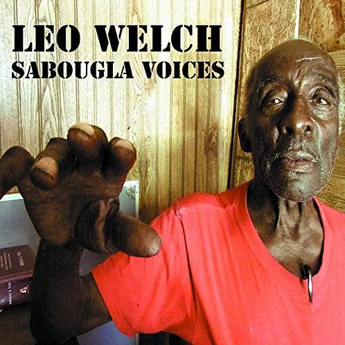 """Leo Welch """"Sabougla"""" LP"""