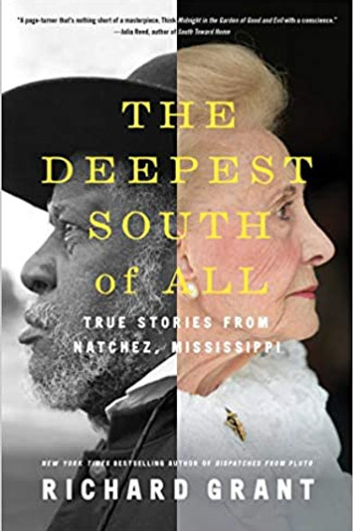 "BACK IN STOCK! Richard Grant ""Deepest  South of All"" book"