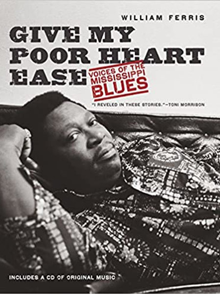 Give My Poor Heart Ease book w/CD