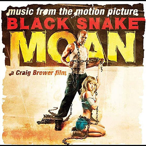 Black Snake Moan soundtrack LP