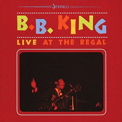 "B.B. King ""Live at the Regal"" LP"