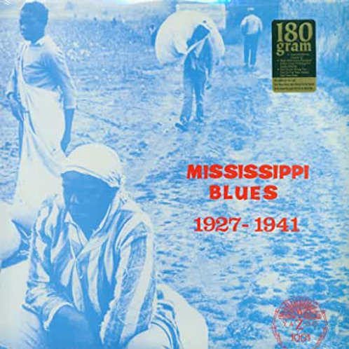 Mississippi Blues 1927-1941 LP
