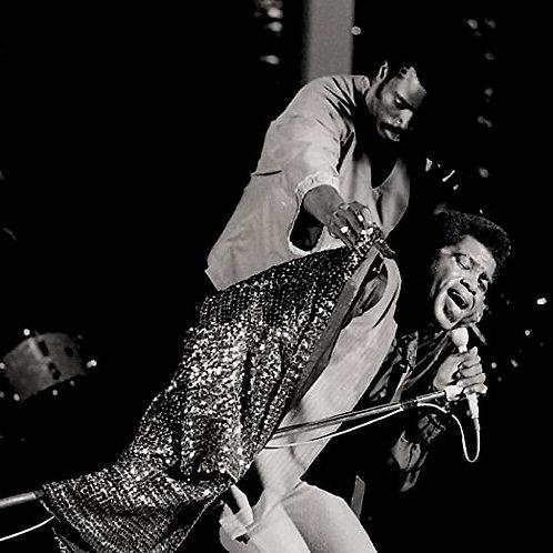 "James Brown ""Live... with his Bad Self"" 2 LP set"