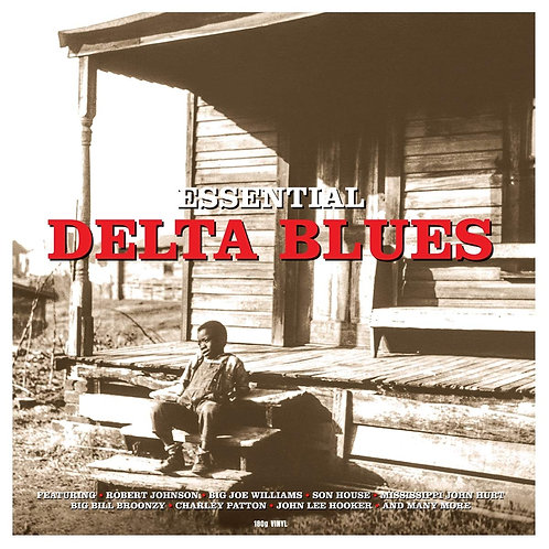Essential Delta Blues LP