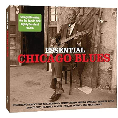 Essential Chicago Blues 2-CD set