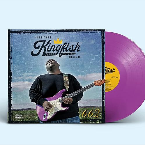 """ORDER NOW! Christone """"Kingfish"""" Ingram 662 vinyl LP"""