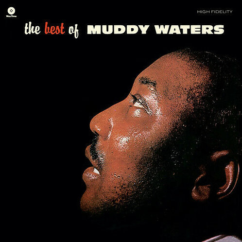 Best of Muddy Waters LP