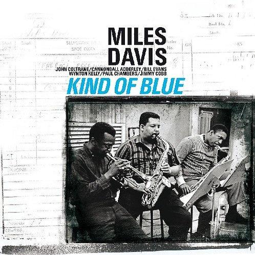 "Miles Davis ""Kind of Blues"" LP"