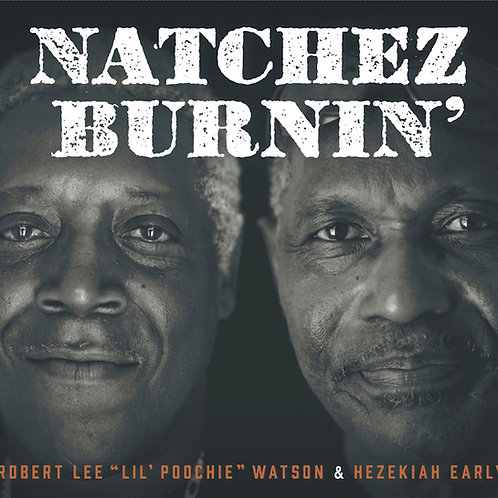 """Lil Poochie & Hezekiah """"Natchez..."""" CD"""