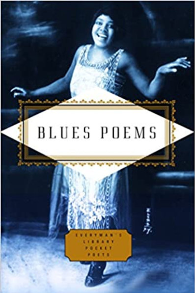 """""""Blues Poems"""" book"""