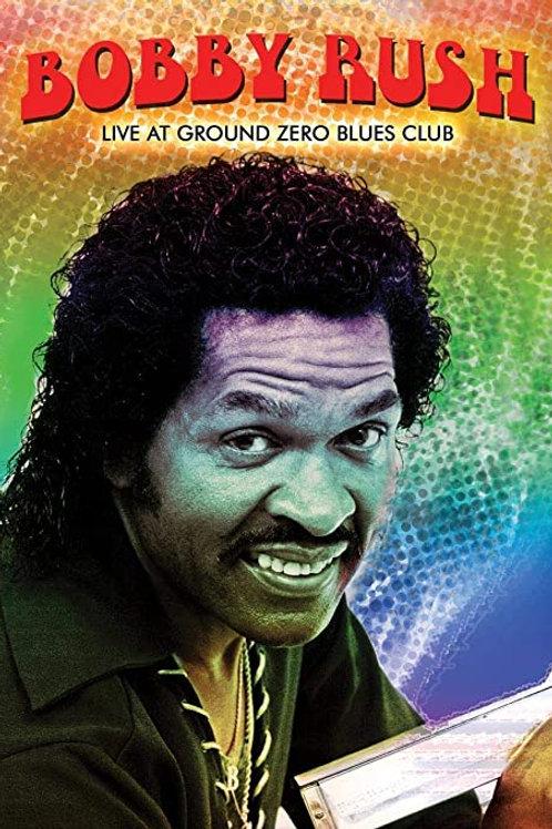 """Bobby Rush """"Ground Zero"""" DVD"""