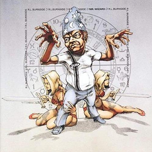 """RL Burnside """"Mr. Wizard"""" CD"""