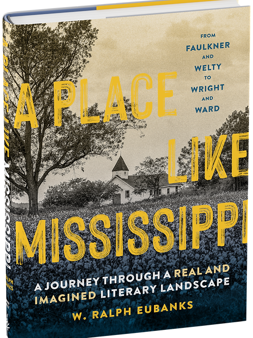 A Place Like Mississippi book