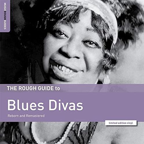 Rough Guide: Blues Divas LP