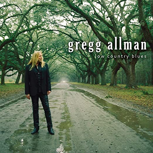 "Gregg Allman ""Low Country Blues"" 2-LP set"