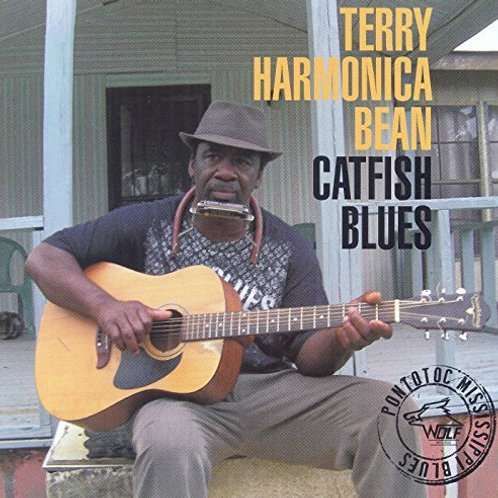 "Terry Harmonica Bean ""Catfish"" CD"