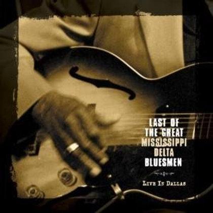 Last of Great Delta Bluesmen CD
