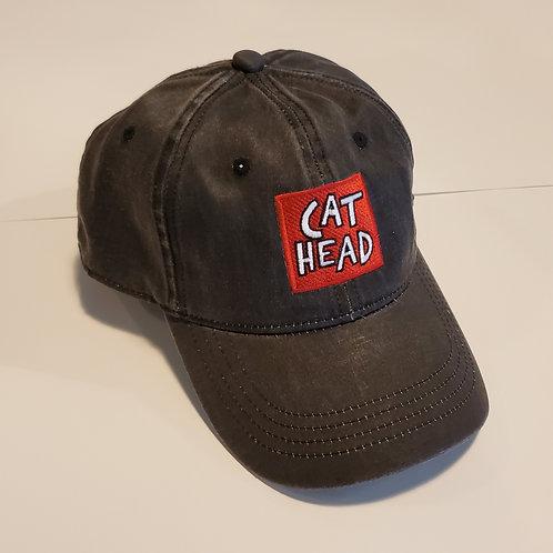 "Cat Head/Clarksdale, Mississippi ""black"" cap"