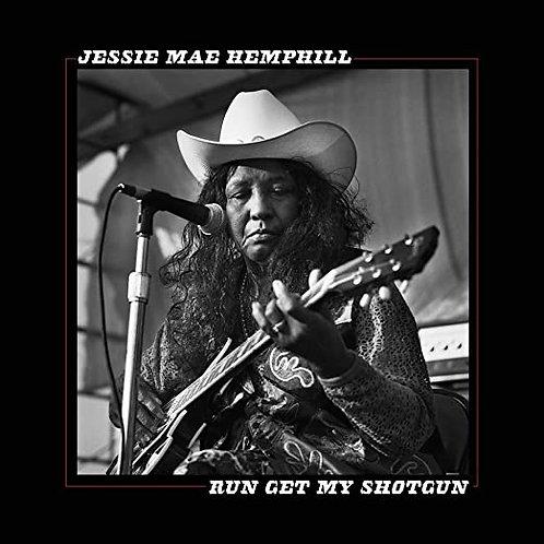 "Jessie Mae Hemphill ""Run..."" LP"