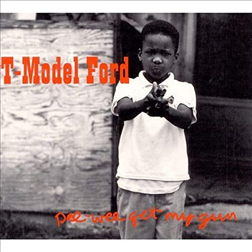 """T-Model Ford """"Pee Wee"""" LP"""
