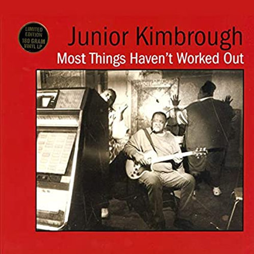"Jr Kimbrough ""Most Things..."" LP"