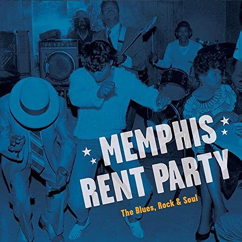 Memphis Rent Party (compilation) LP
