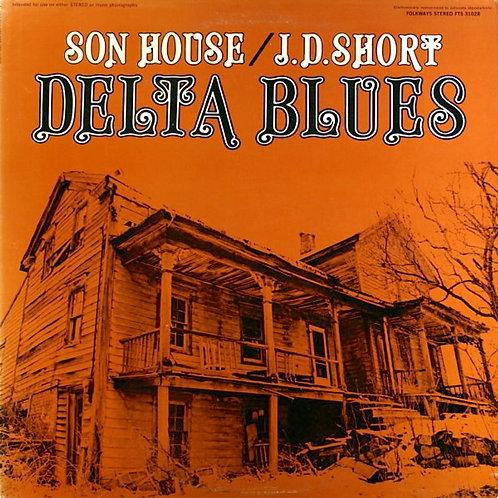 Delta Blues: Son House & J. D. Short LP