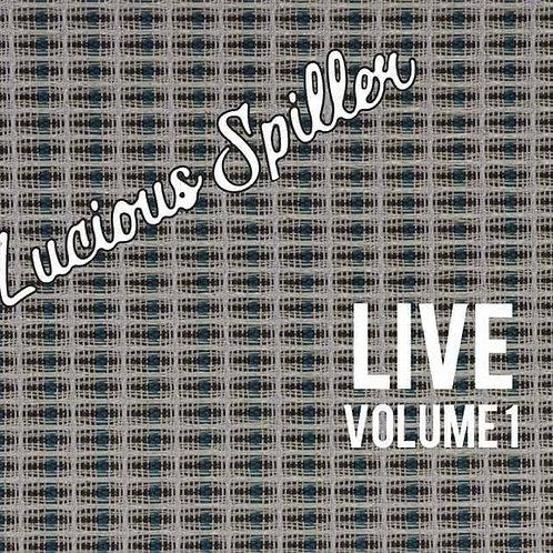 copy of Lucious Spiller v.1 CD