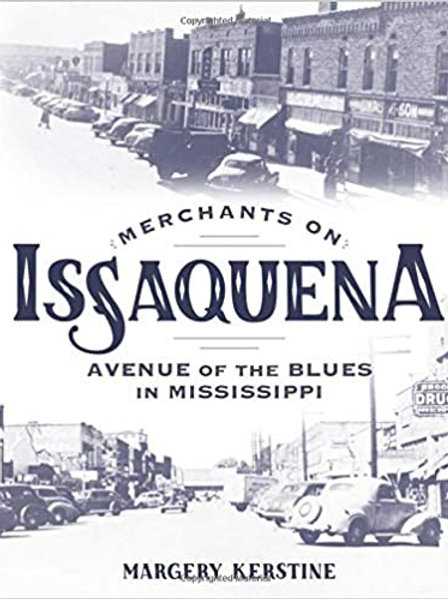 BACK IN STOCK! Merchants of Issaquena Avenue book