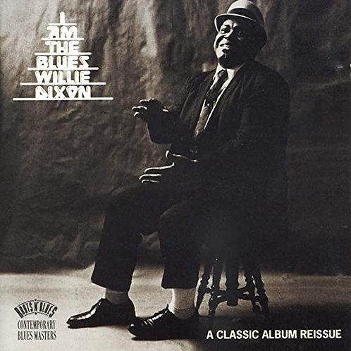 "Willie Dixon ""I Am the Blues"" CD"