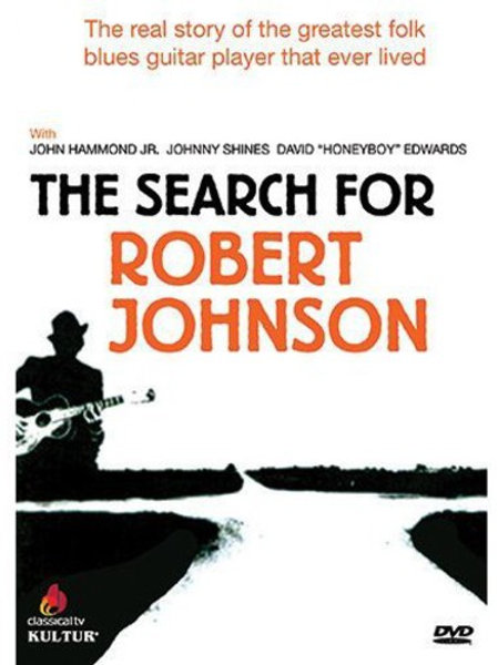 The Search for Robert Johnson DVD