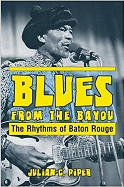 Blues from the Bayou book