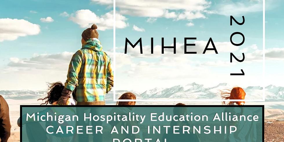 2021 MIHEA CAREER AND INTERNSHIP PORTAL COMPANY REGISTRATION
