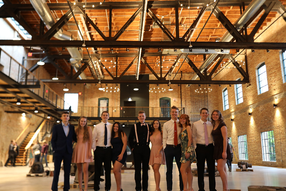 LaFollette Lancers, Homecoming 2019, Garver Feed Mill, Goodnight Madison