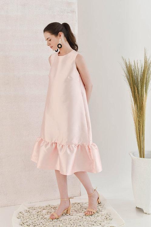Sophie Bottom Ruffle Dress