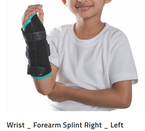 TYNOR Wrist & Forearm Splint Right/Left