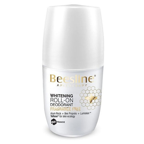BEESLINE WHITENING ROOL ON DEO 50 ML FRAGRANCE FREE